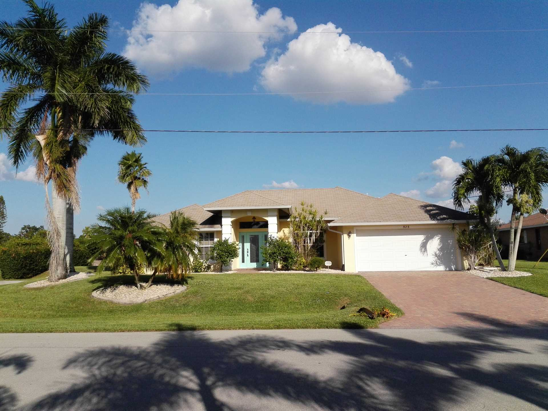 villa hannah vacation rental home in cape coral florida - Olive Garden Cape Coral