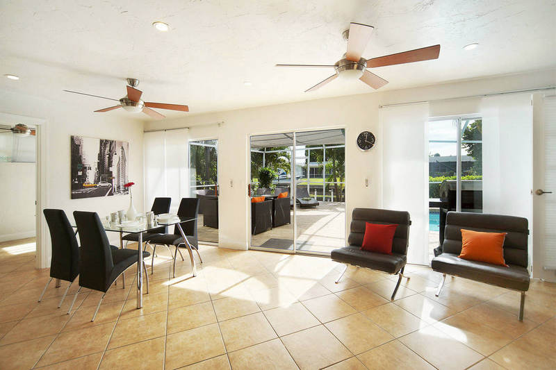 Marvelous ... Villa Luca Vacation Rental Home In Cape Coral Florida ...